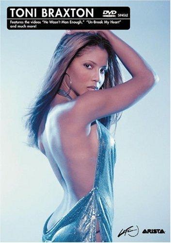 Toni Braxton - He Wasn't Man Enough/Un-Break My Heart (DVD Single) by Arista