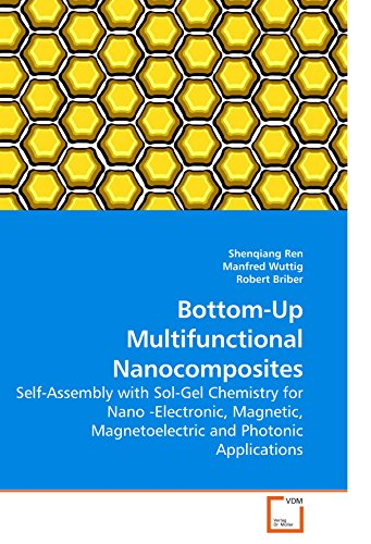 Assembly Sol - Bottom-Up Multifunctional Nanocomposites: Self-Assembly with Sol-Gel Chemistry for Nano -Electronic, Magnetic, Magnetoelectric and Photonic Applications