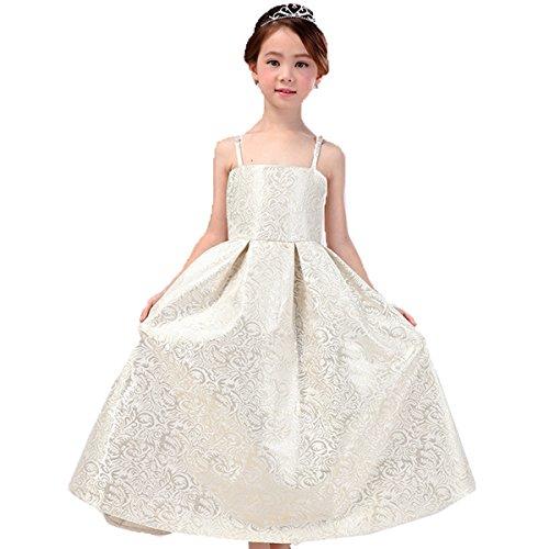 Lemonkids; ® Enfants Filles Fantaisie Robe Maxi Costume Princesse Jupe Robe Formelle