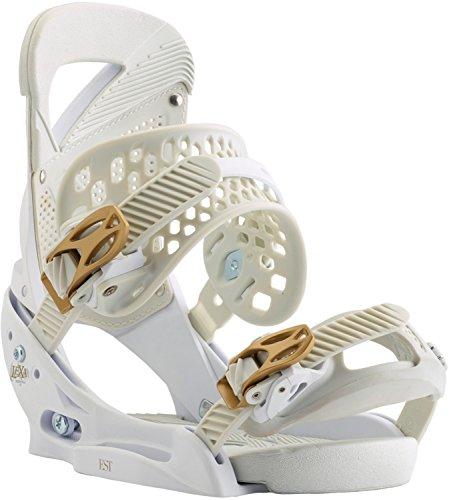 Lexa Est Snowboard Bindings - Burton Lexa EST Snowboard Bindings Womens Sz L (8+)