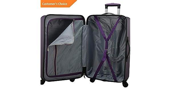 Amazon.com   Sandover Elite gage Sunshine 3 Piece Hardside Spinner gage gage Set NEW   Model LGGG - 4190     Luggage Sets