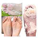 Mchoice Hot Remove Dead Skin Foot Mask Peeling Cuticles Heel Feet Care Anti Aging