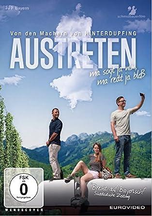 Cover: Komödie Austreten - ma sogt ja nix, ma redt ja bloß (1 DVD, circa 111 min + circa 50 min Extras)