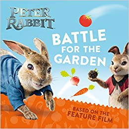Battle for the Garden (Peter Rabbit): Frederick Warne: 9780241331699: Amazon.com: Books