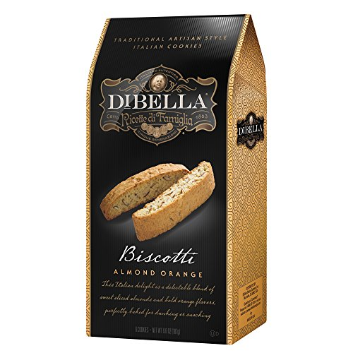- DiBella - Almond Orange Biscotti
