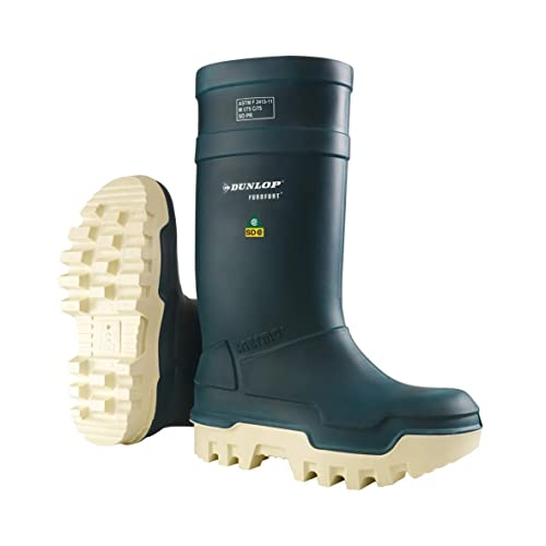 Dunlop Botas Purofort Thermo + Total SEGURIDAD-E662673