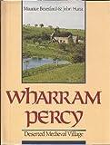 Wharram Percy 9780300049787