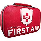 2-in-1 Large First Aid Kit (353-Piece) Survival Camping Gear Accessories for Emergency: Mini