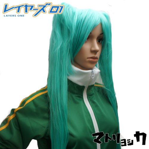 [There is immediate delivery] [domestic shipment] shipment] shipment] Cosplay VOCALOID Matoryoshikamiku unisex size S Parker green S (without food) (japan import) fe1fc5