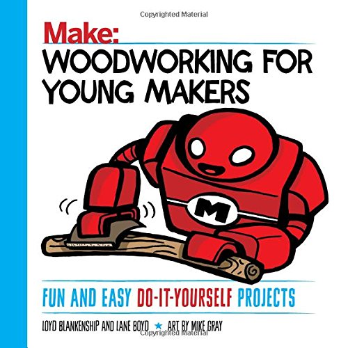 Mallet Recover Kits - Woodworking for Young Makers: Fun and Easy Do-It-Yourself Projects (Make: Technology on Your Time)