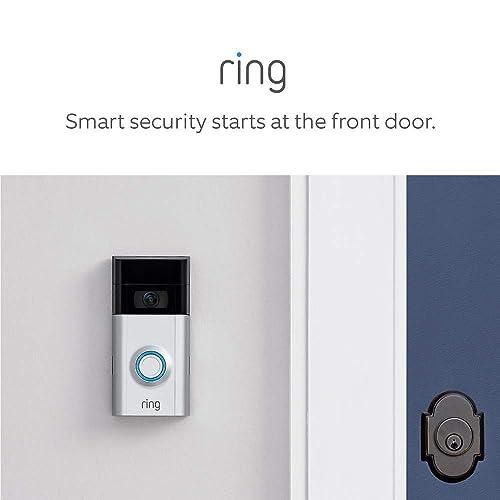 Certified Refurbished Ring Video Doorbell 2