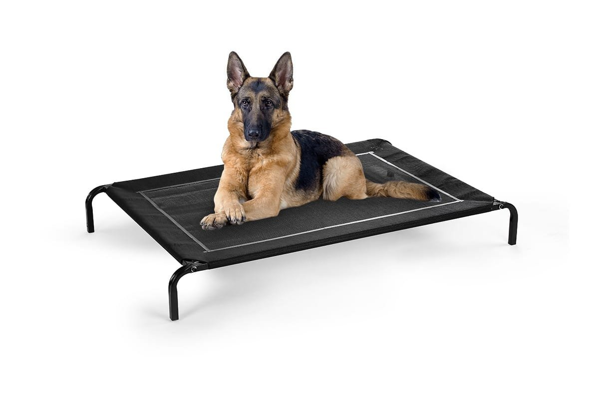 New Pawever Dog Bed Trampoline Large 118.5 x 76.5 x 15.0cm Dog Supplies