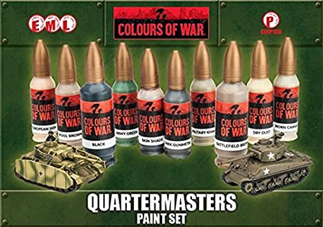 Amazon com: Quartermaster's Paint Set - SALE 30% OFF: Toys