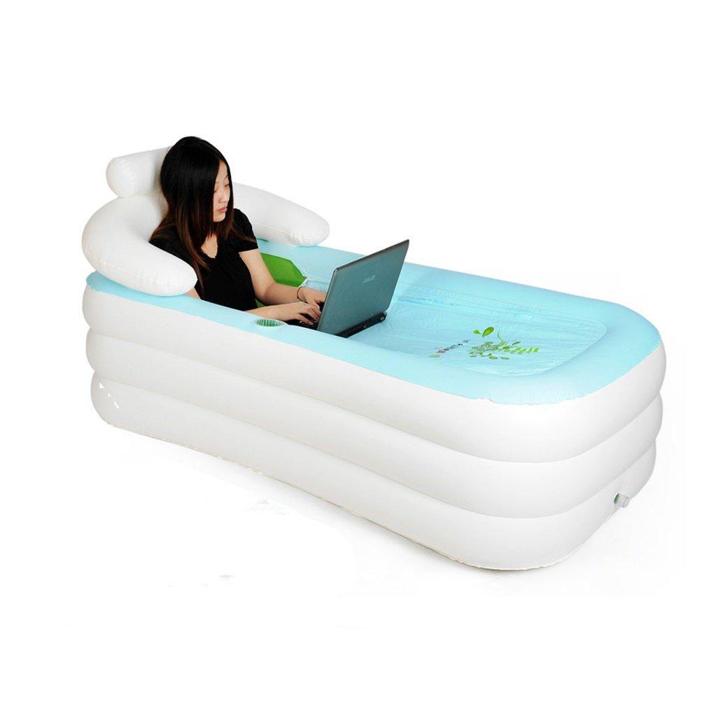 LYYL008 Inflatable Bathtub Adult Portable Home Spa, Comfortable Bathtub, Quality Bathtub Stronger Zipper