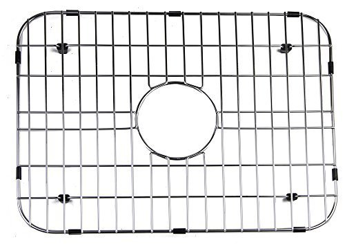 ALFI brand GR2418 Solid Kitchen Sink Grid, Stainless Steel by ALFI brand by Alfi