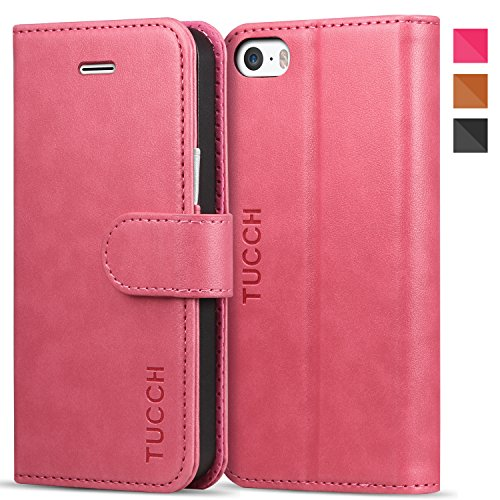 iPhone TUCCH Wallet Leather Cases