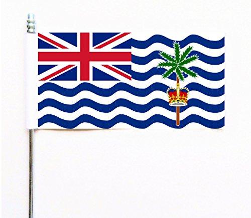 British Indian Ocean Territory Ultimate Table Desk Flag
