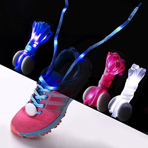 Cool Flash Light LED Shoelaces