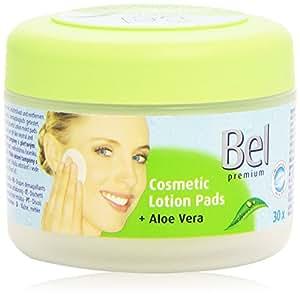 Bel Premium - Cosmetic Lotion Pads - Discos desmaquilladores humedecidos con loción - 30 discos