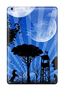 Ipad Mini/mini 2 Case Bumper Tpu Skin Cover For The Land Of Many Moons Accessories
