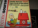 img - for Charlie Brown's Third Super Book of Questions and Answers book / textbook / text book
