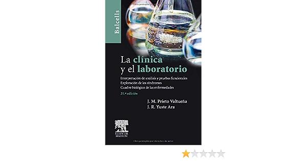 BALCELLS. La Clínica y el laboratorio + Web: Amazon.es ...