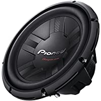 2 Pioneer TSW311S4 12 Ohms 1800W MAX SVC Enclosed Car Subwoofer Pair With Box