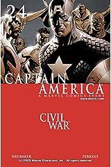 Captain America (2004-2011) #24 Kindle Edition