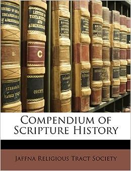 Compendium of Scripture History