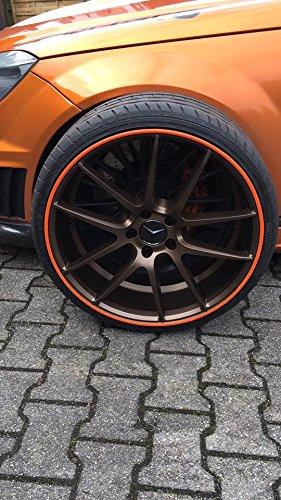 Radschrauben Felgenschl/össer TuningHeads//H/&R .0438609.DK.55571-10A-15 ABE Spurverbreiterung VA 20 mm//HA 30 mm