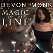 Magic on the Line: Allie Beckstrom Series, Book 7 | Devon Monk
