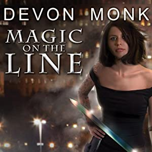 Magic on the Line Audiobook