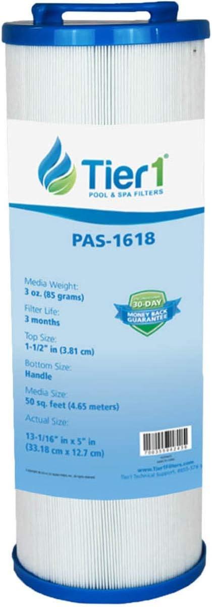 Pack of 6 Watersep Bioseparations Corp WaterSep WA 910 05DIS12 L6 Discover12 Reuse Hollow Fiber Cartridge 9.4 mm Diameter 30 mm Length 0.1 /µm Membrane Cutoff Polyethersulfon//Polysulfon 0.5 mm ID