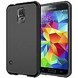 Diztronic Matte Back Ultra TPU Case for Samsung Galaxy S5 (Black) Matte Back Ultra (Black)