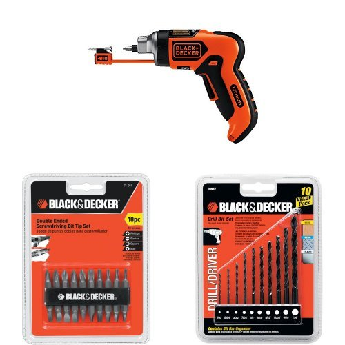 Black & Decker Power Tool Screwdriver Bit - 3