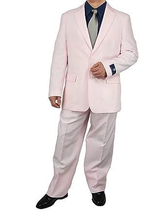 Amazon.com: Sharp 2 piezas traje de los hombres 2 botón ...