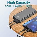 Power Bank Portable Charger 25000mAh Battery Backup
