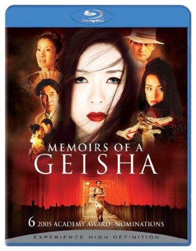 (Memoirs of a Geisha [Blu-ray] [Blu-ray] (2007) Blu-Ray)