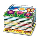 Melissa & Doug Puzzle Storage Case Single Wire
