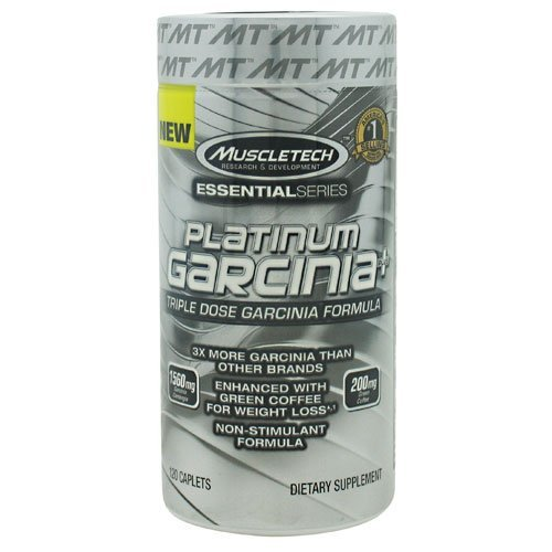 MuscleTech Essential Platinum Garcinia Plus