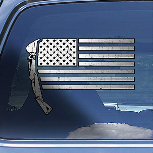 The 8 best excavator american flag sticker for 2019