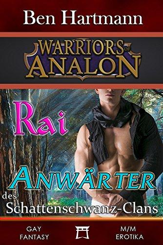 Rai: Anwärter des Schattenschwanz-Clans: Gay M/M Fantasy ...