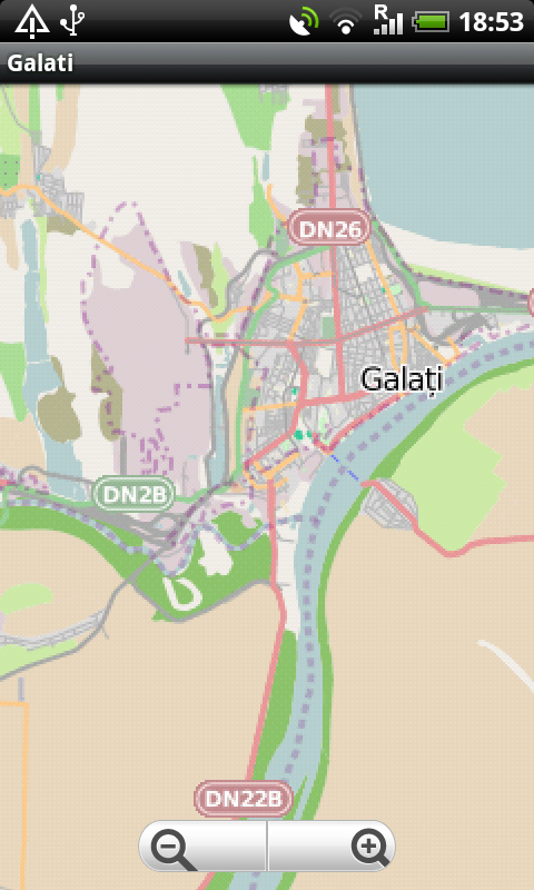 Amazon.com: Galati, Braila Street Map: Appstore for Android