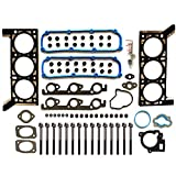 #5: Scitoo Head Gasket Sets with Bolts, for 2004-2010 Chrysler Dodge Volkswagen Routan 3.8L OHV Engine Head Gaskets Automotive Replacement Gasket Sets