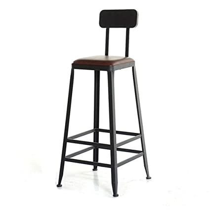 Pleasing Amazon Com Barture Iron Bar Stools Kitchen Breakfast Stools Pdpeps Interior Chair Design Pdpepsorg