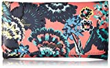 Roxy My Long Eyes Printed Tri-Fold Wallet Wallet, ROUGE RED MAHNA MAHNA, One Size