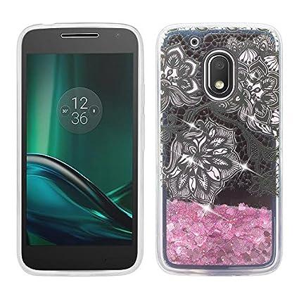Amazon.com: Soga Moto G Play caso, Moto G4 Play Case ...