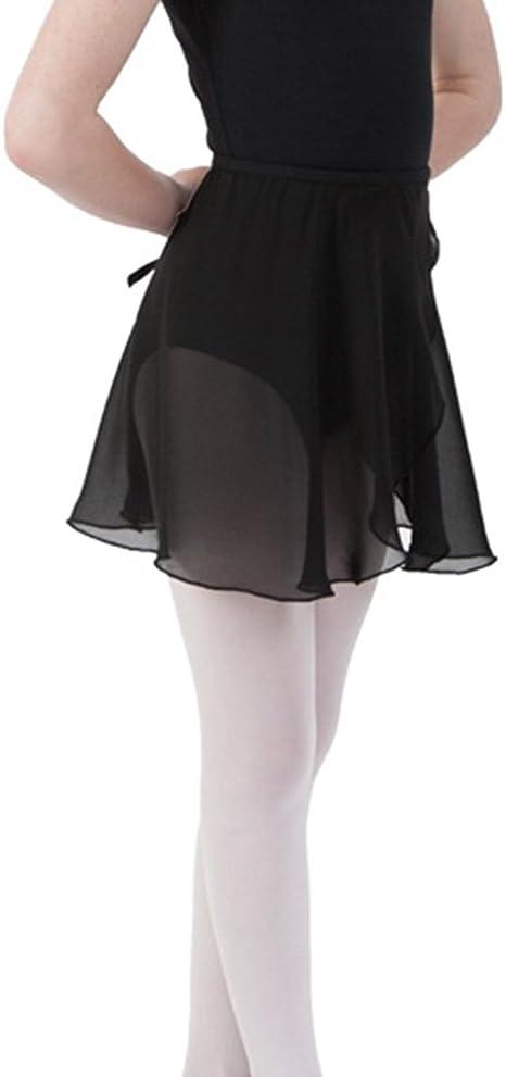 Bezioner Falda de Abrigo la Danza de Ballet Gasa con Lazo de la ...