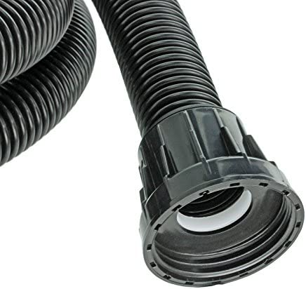 Spares2go 4m Complete Wet & Dry Extra Long Hoover Hose for Numatic Henry HVR200a HVR200 HVC200 NRV200 HVR200M-22 HVX200a HVR200T Vacuum Cleaners (4 Metres)