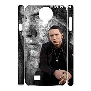 Hjqi - Custom Eminem 3D Phone Case, Eminem Personalized Case for SamSung Galaxy S4 I9500